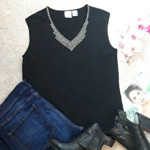 Princess Cruise Black Dress Top